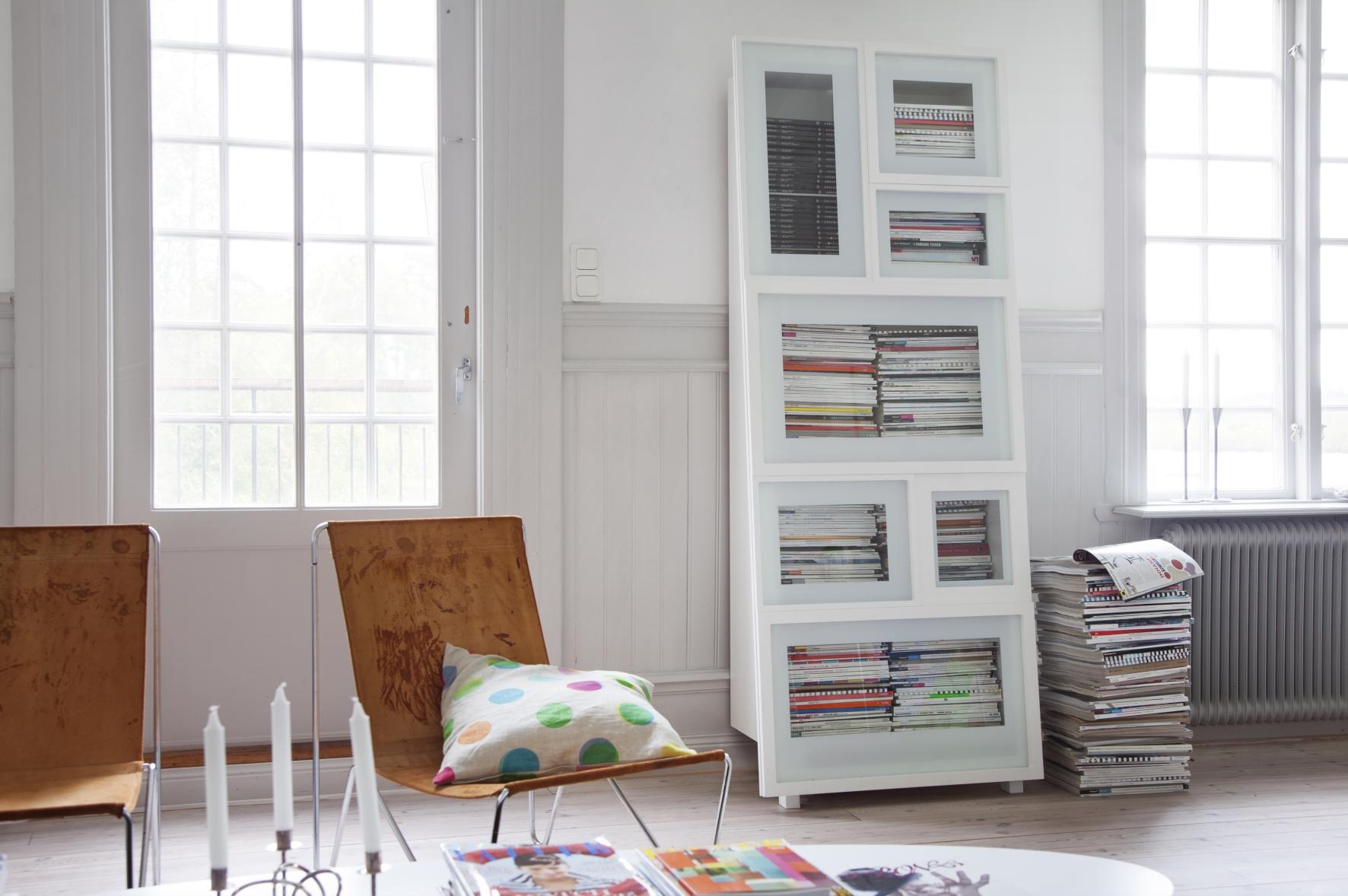 V rnytt fr n ikea ps 2012 dansk inredning och design for Meuble vitrine ikea