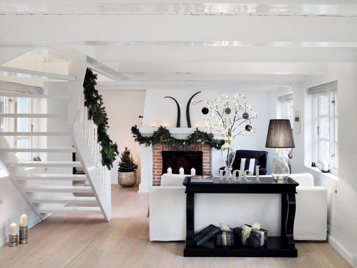 Dansk inredning i vinteridyll dansk inredning och design Home sklep