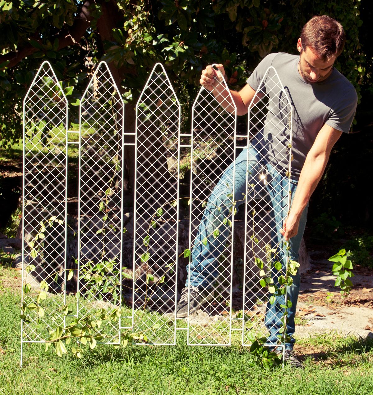 Plantera ditt staket? ‹ Dansk inredning och design