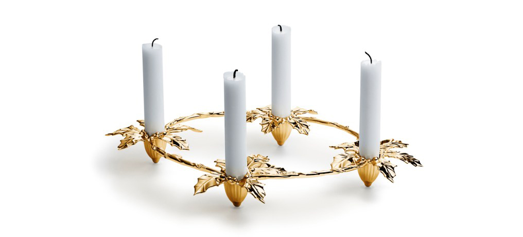 Tävling! Vinn klassisk jul ljusstake från Karen Blixen! ‹ Dansk inredning och design