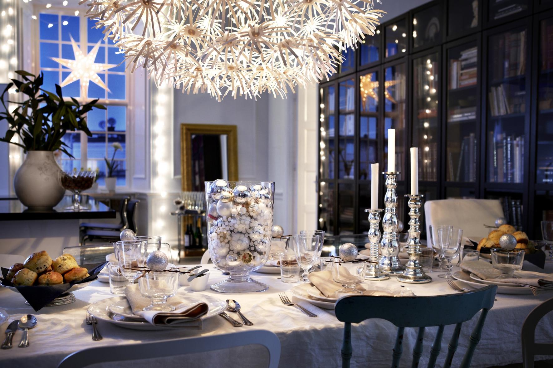 Julstämning pÃ¥ IKEA ‹ Dansk inredning och design